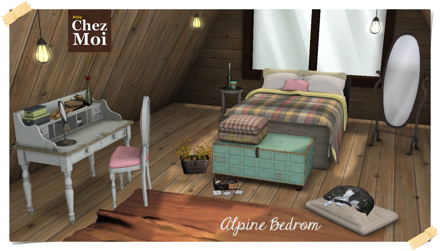 Alpine Bedroom a