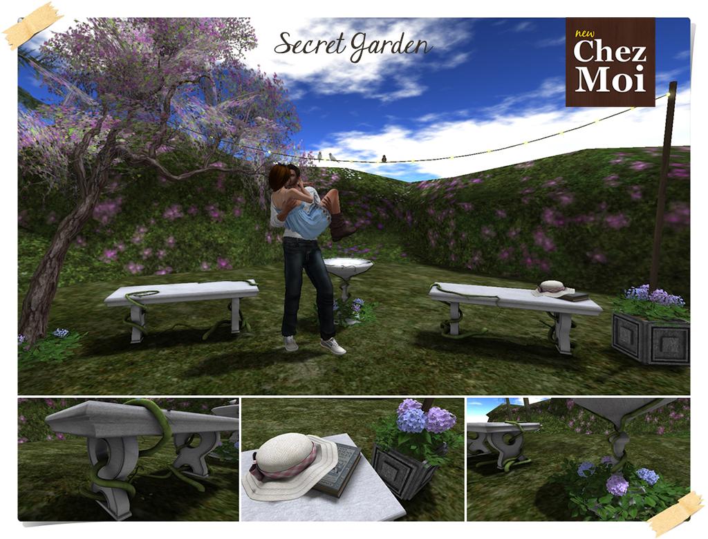 Secret Garden Complete Main CHEZ MOI
