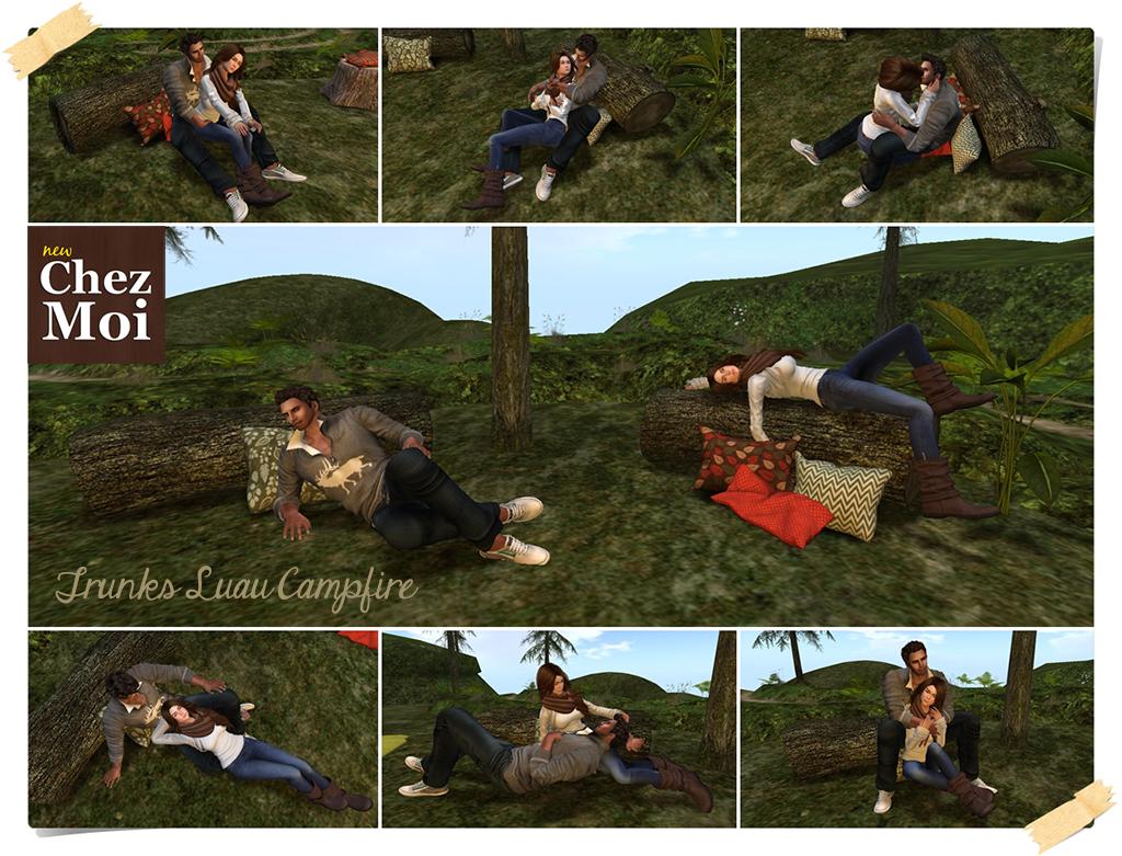 Trunks Luau Campfire Main CHEZ MOI