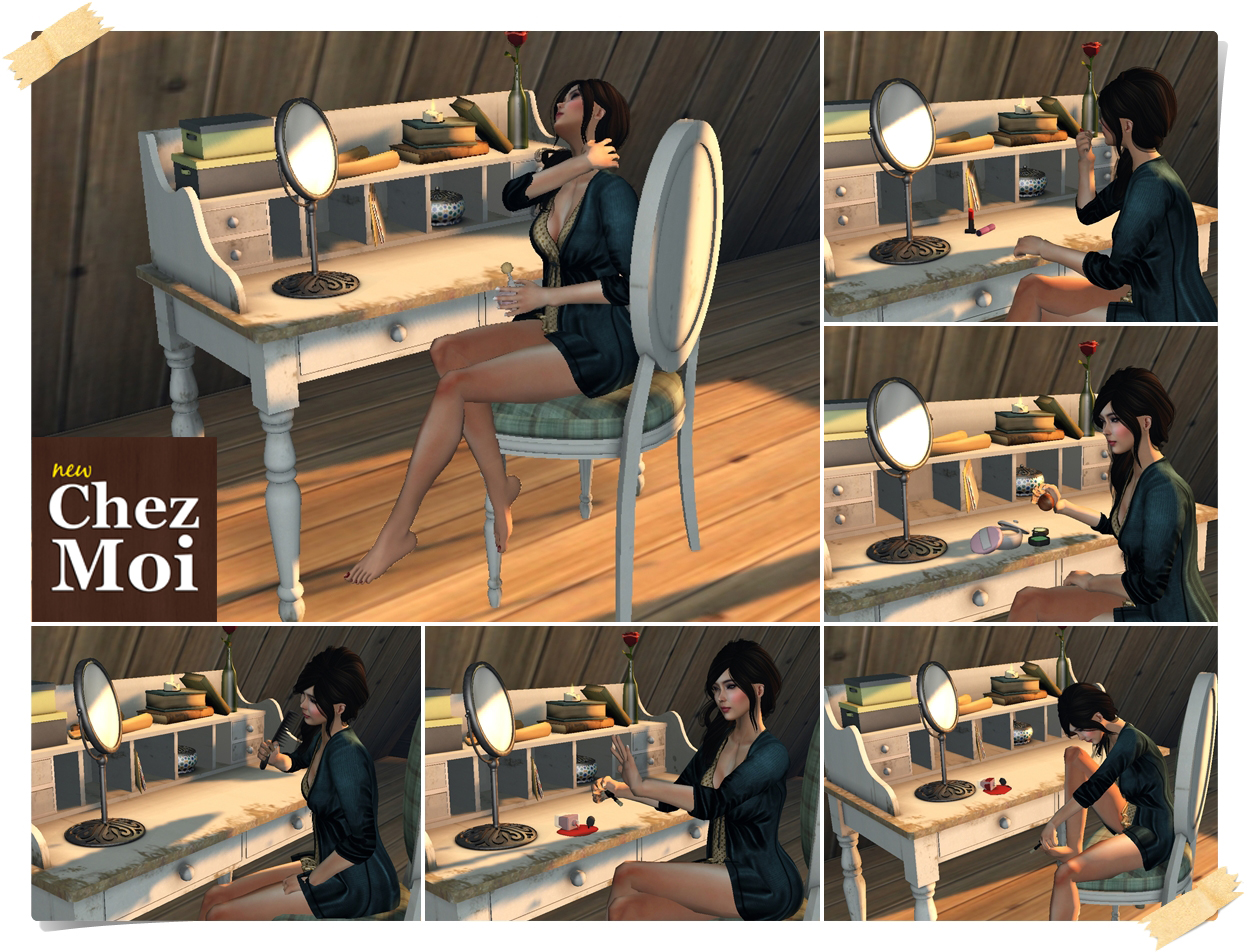 alpine desk poses 1