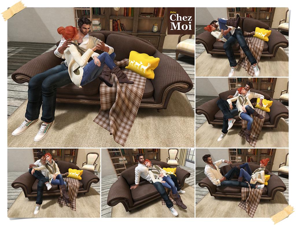 Montclair Sofa Pose 1 CHEZ MOI