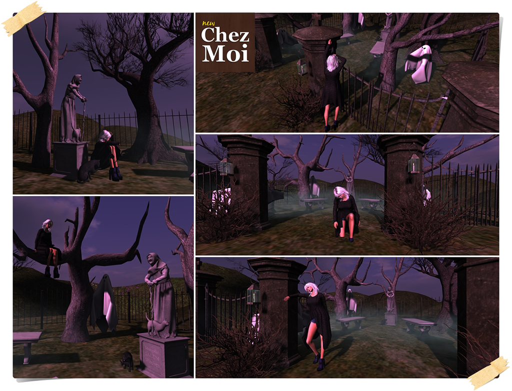 Salem Witches Square Poses 1 CHEZ MOI