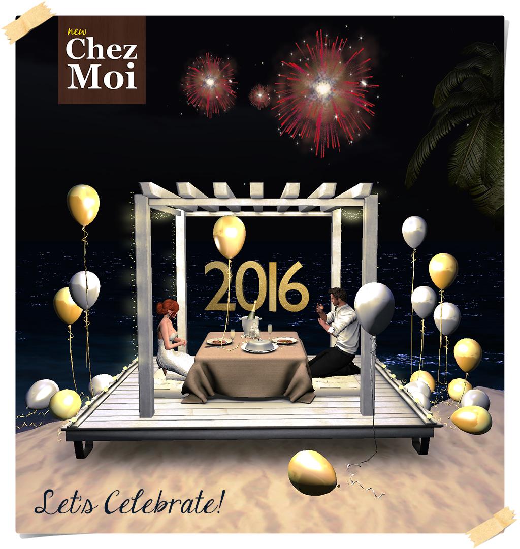 Let's Celebrate 7L CHEZ MOI