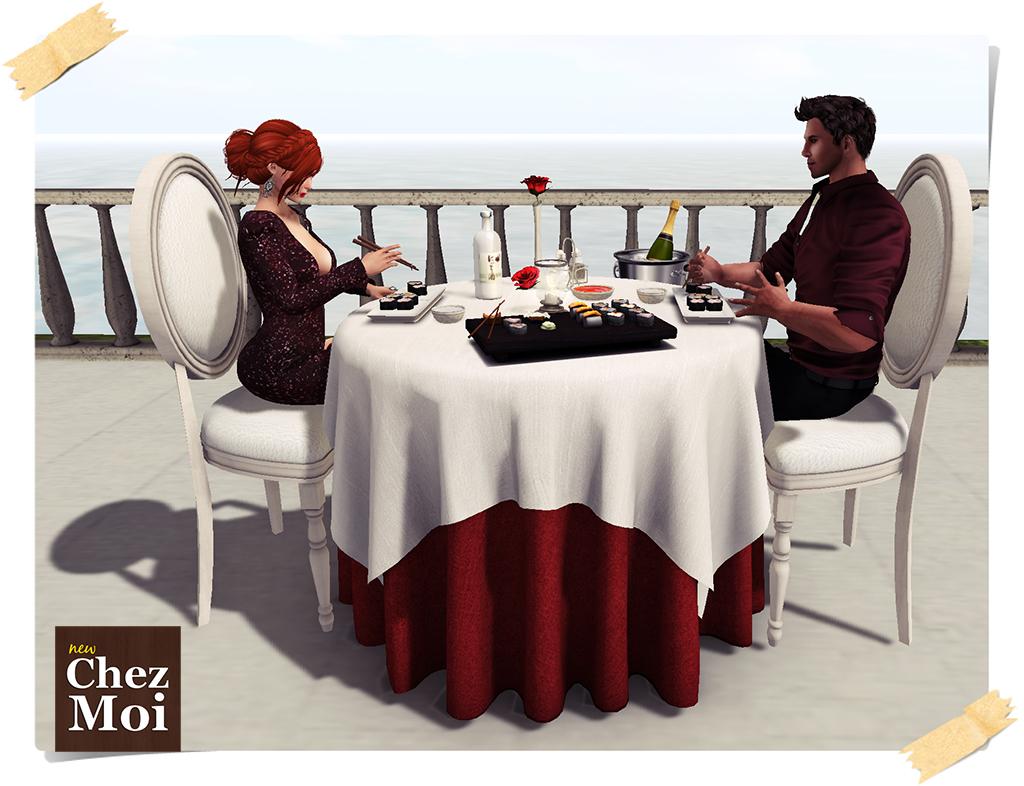 Romantique 4 CHEZ MOI