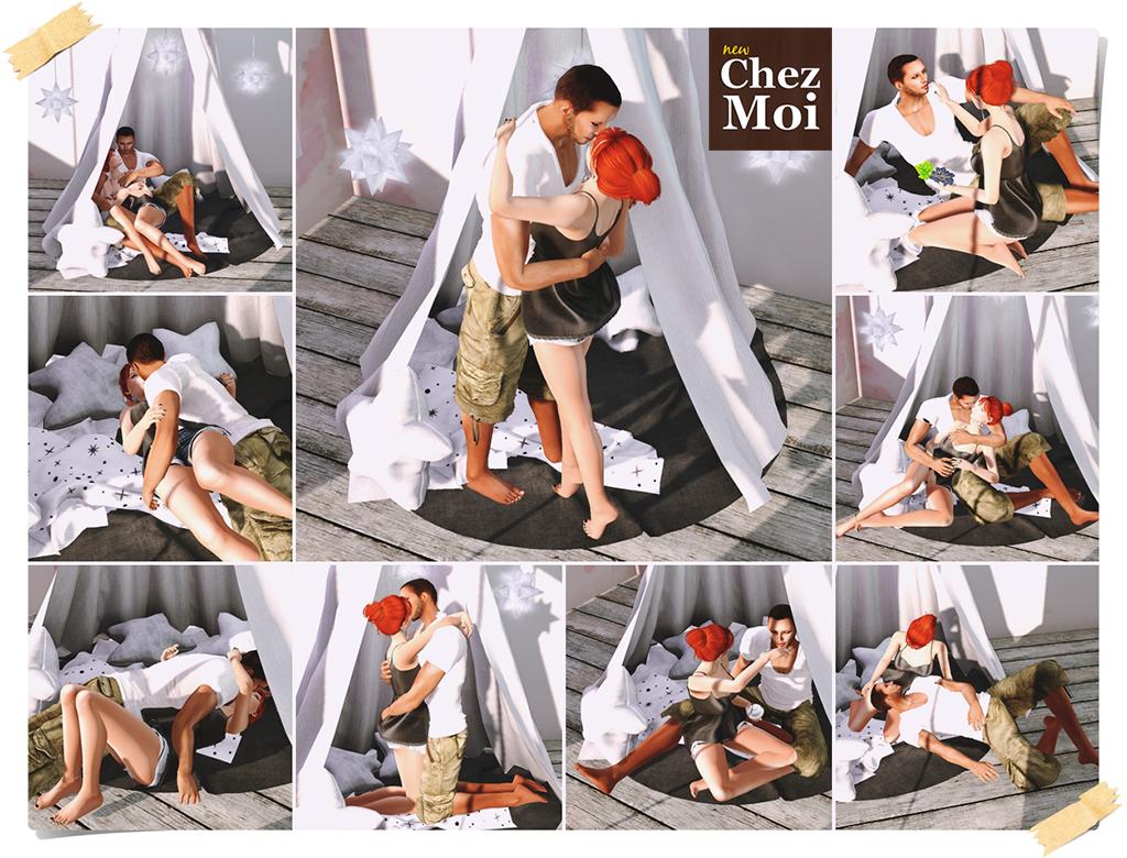 Mystical Tent Couple Poses 1 CHEZ MOI
