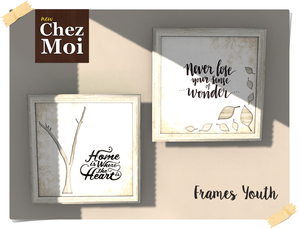 Frames Youth CHEZ MOI