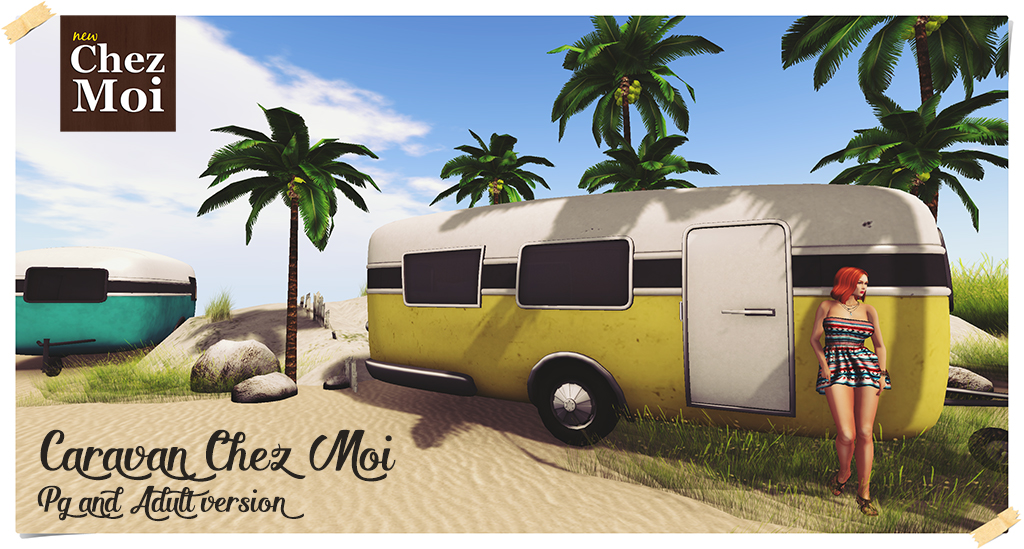 Caravan Pic L CHEZ MOI