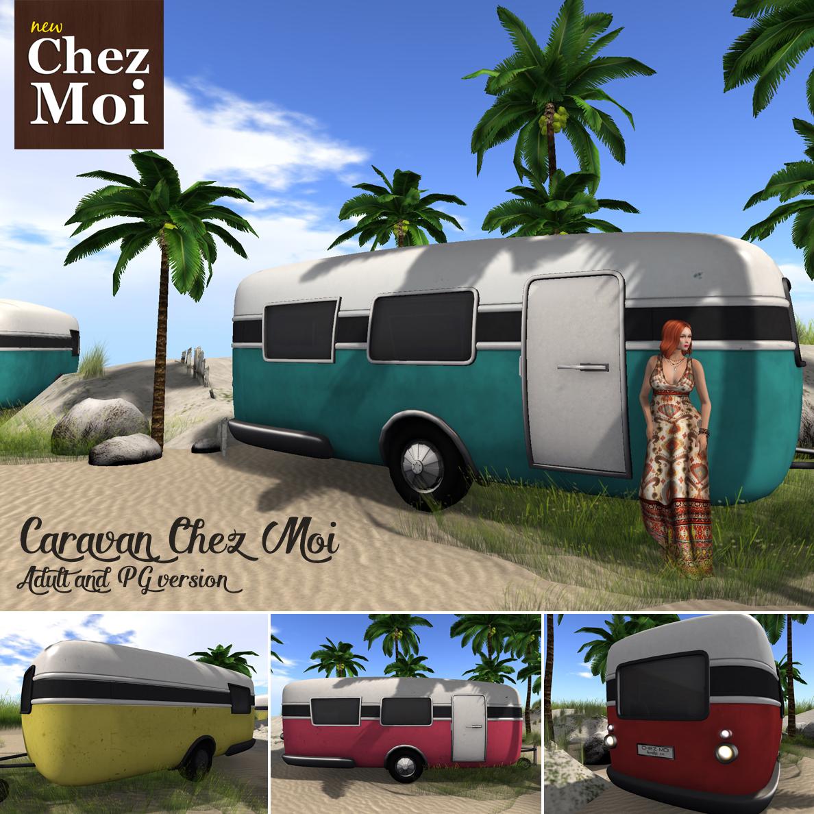 Caravan Squared CHEZ MOI