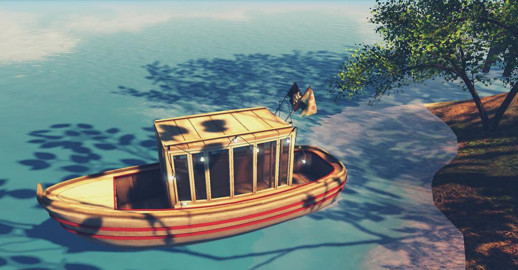 Bon Voyage Boat CHEZ MOI