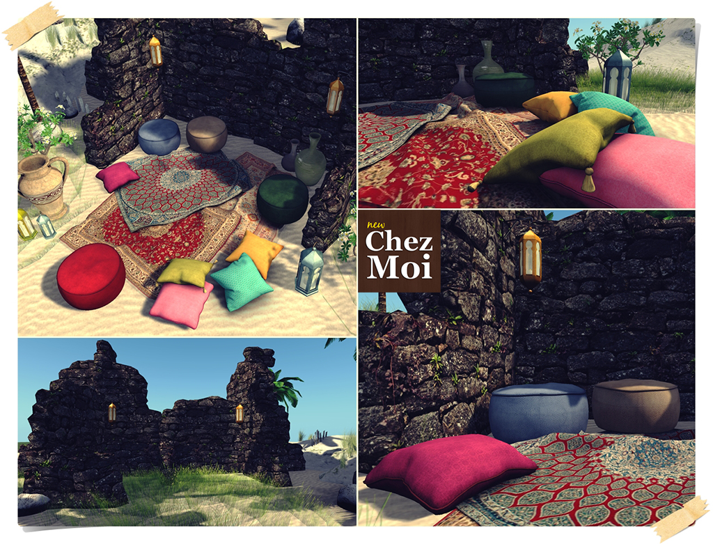 Moroccan Dreams Details 2 CHEZ MOI