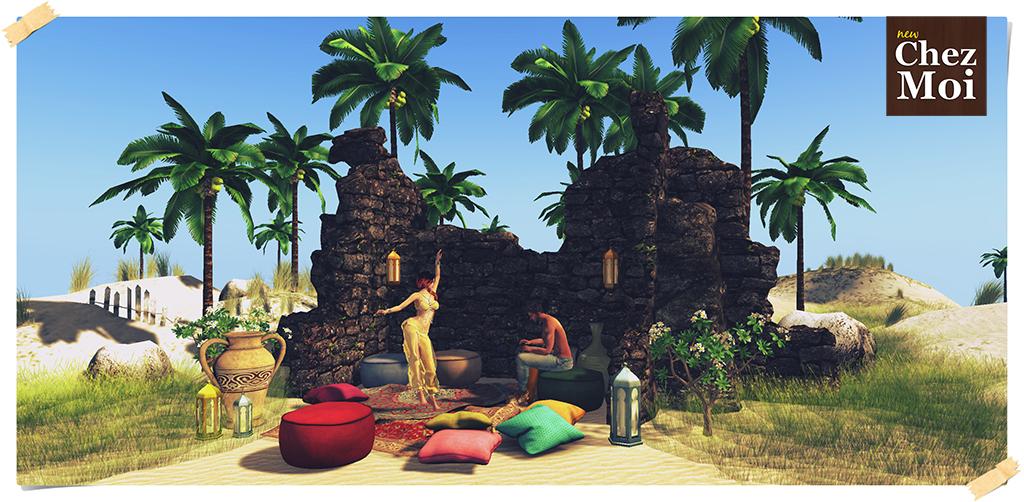 Moroccan Dreams Pic2 L CHEZ MOI