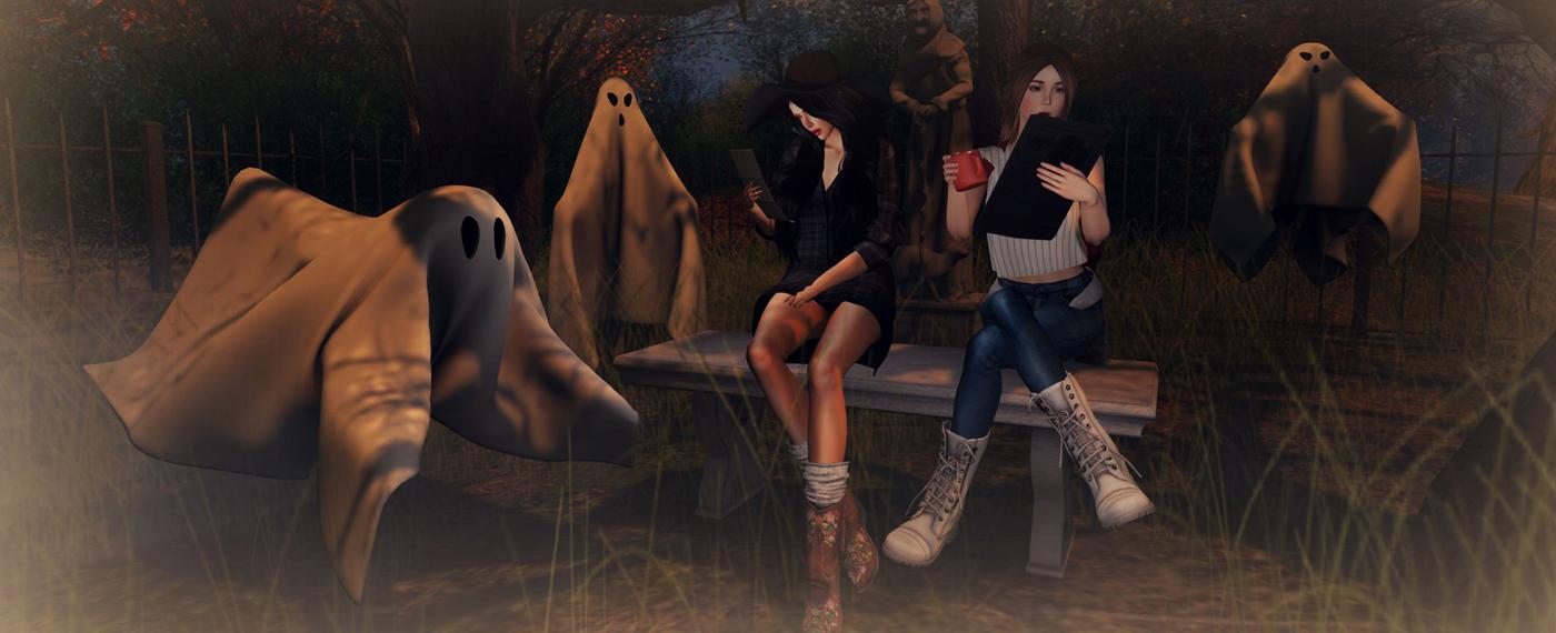 Boo!!! Have a Spook-tacular Halloween!
