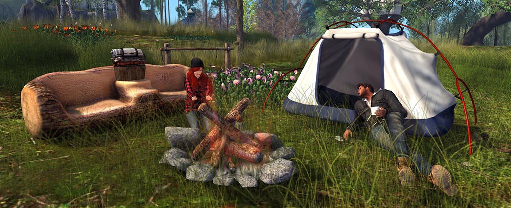Hoodies, Boots, Campfire...