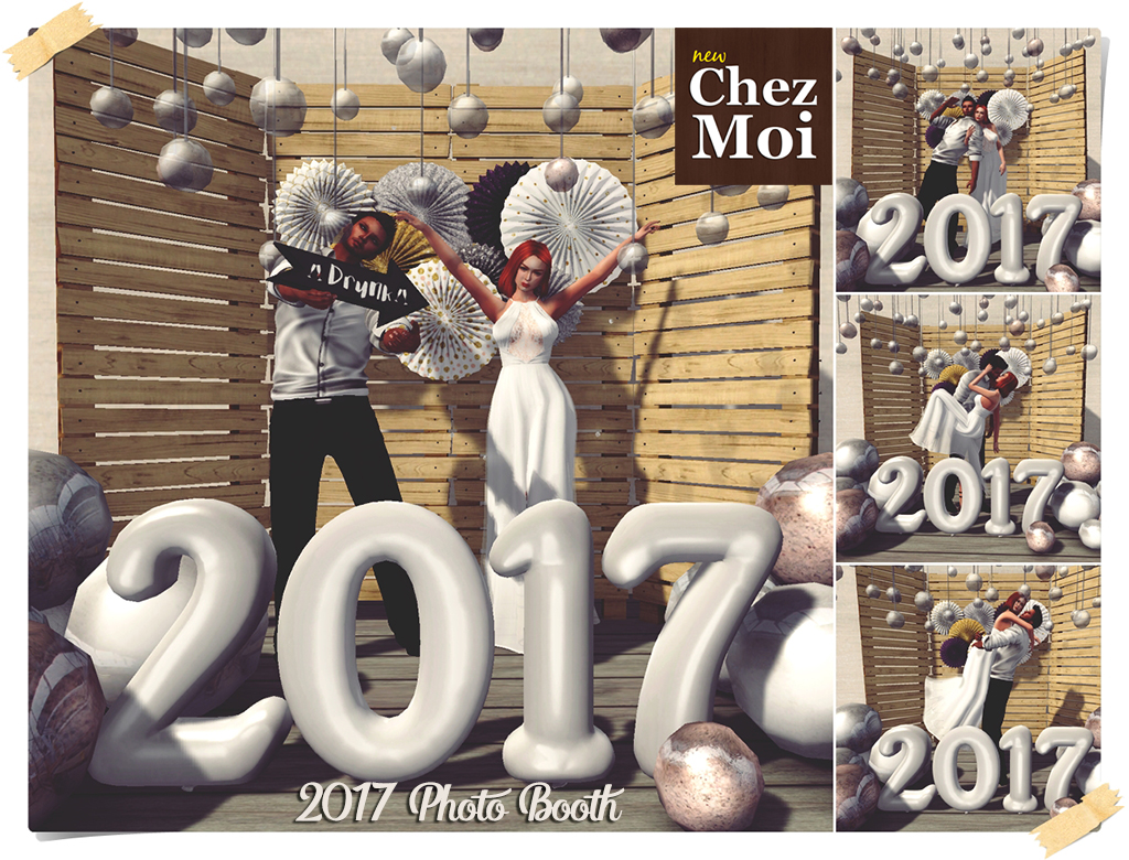 2017 Photo Booth CHEZ MOI