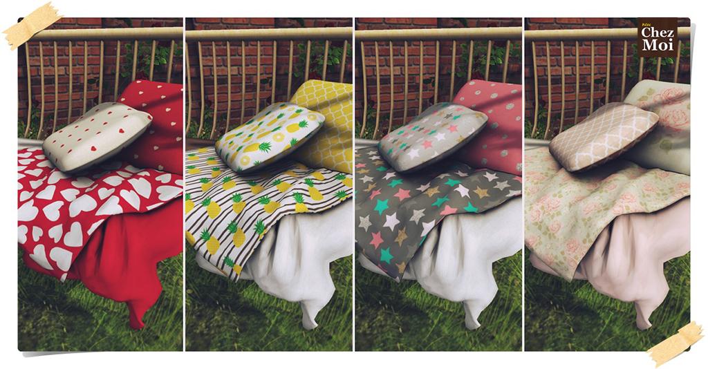 Rustic Swing Douceur Colors CHEZ MOI