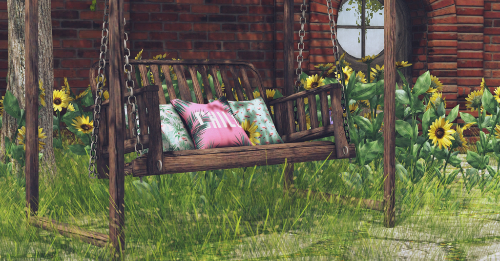 Porch/Garden Swings