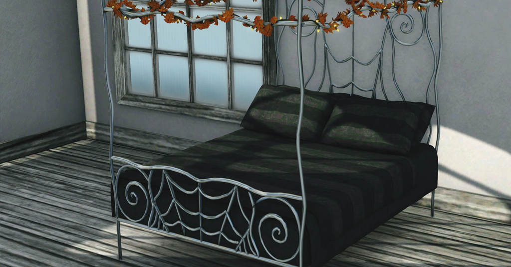 Spooky Bed