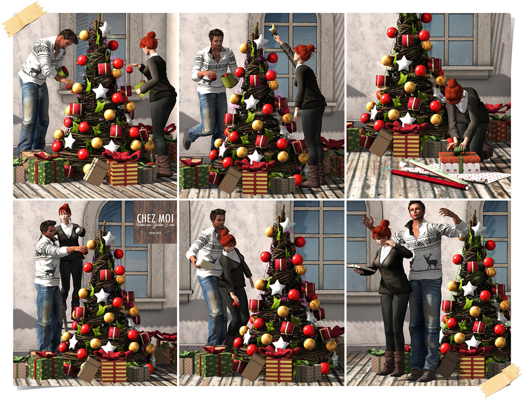 Sims 4 Christmas Poses.Search Results For Christmas Chez Moi