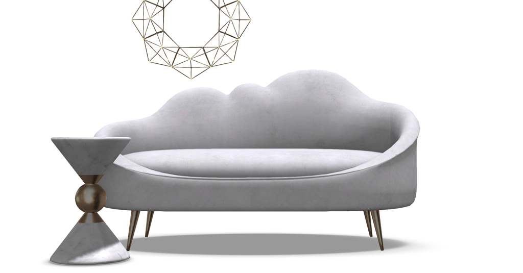 Cloud Couch Set