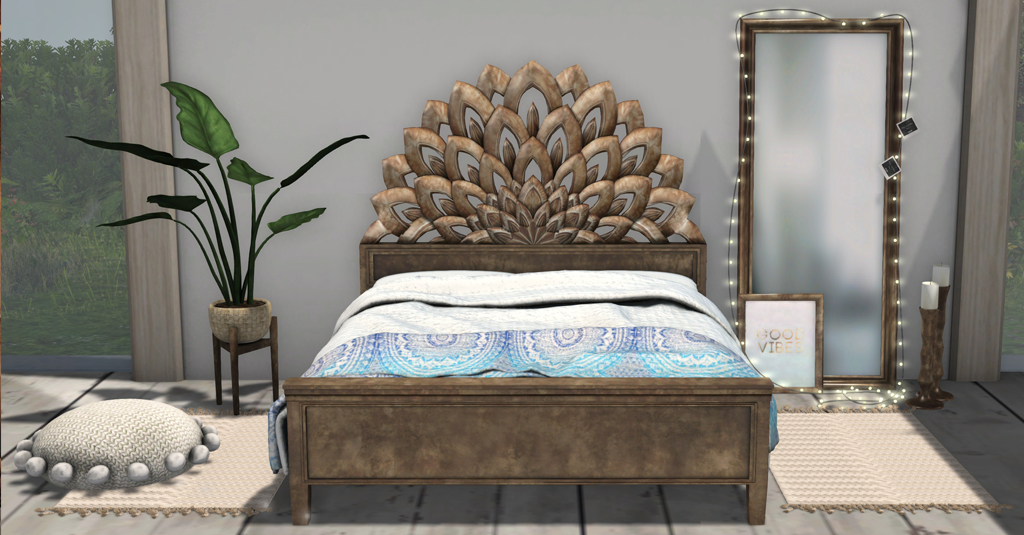 Mandala Bedroom