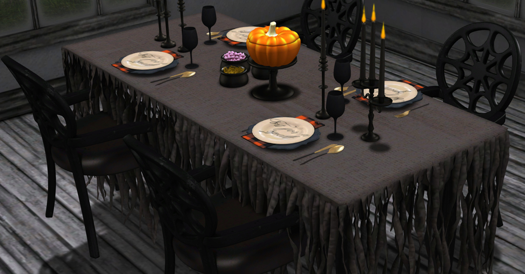 Spooky Dining Set