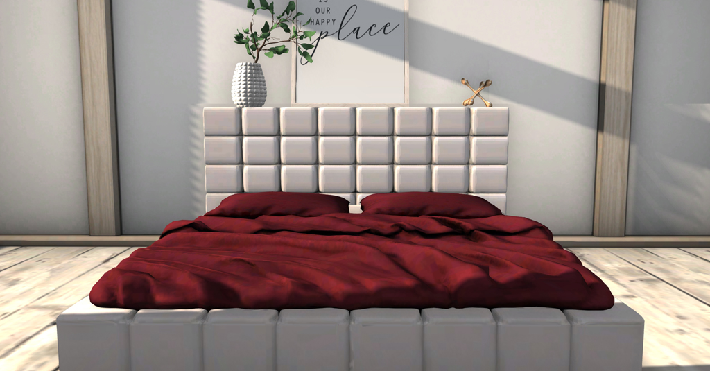 Adore King Bed