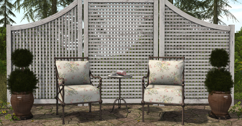 Auster Patio Set