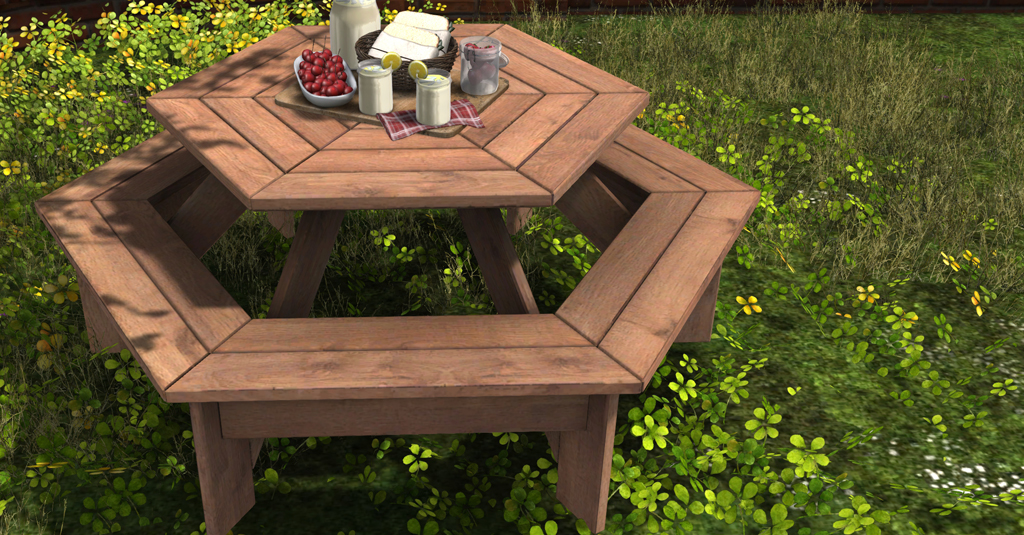 Honeyhill Picnic Set