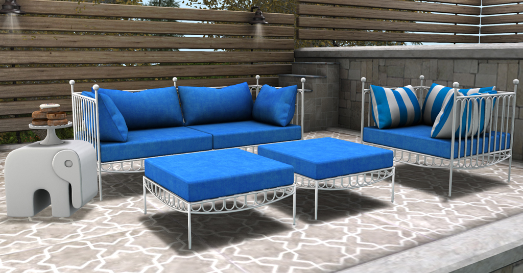 Bermuda Patio Set