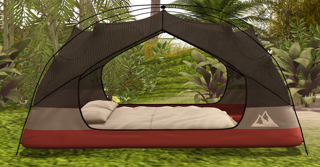 CHEZ MOI Firefly Dome Tent